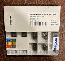 Пластина твердосплавная SECO APMX 160408TR-M14 MP2500