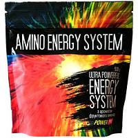 Амінокислоти Amino Power Pro Energy System, 500 грам - фруктовий лимонад