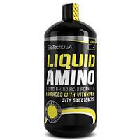 Аминокислота BioTech Liquid Amino, 1 литр Лимон