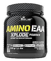 Амінокислота Olimp Amino ЕАА Xplode Powder, 520 грам Персиковий чай