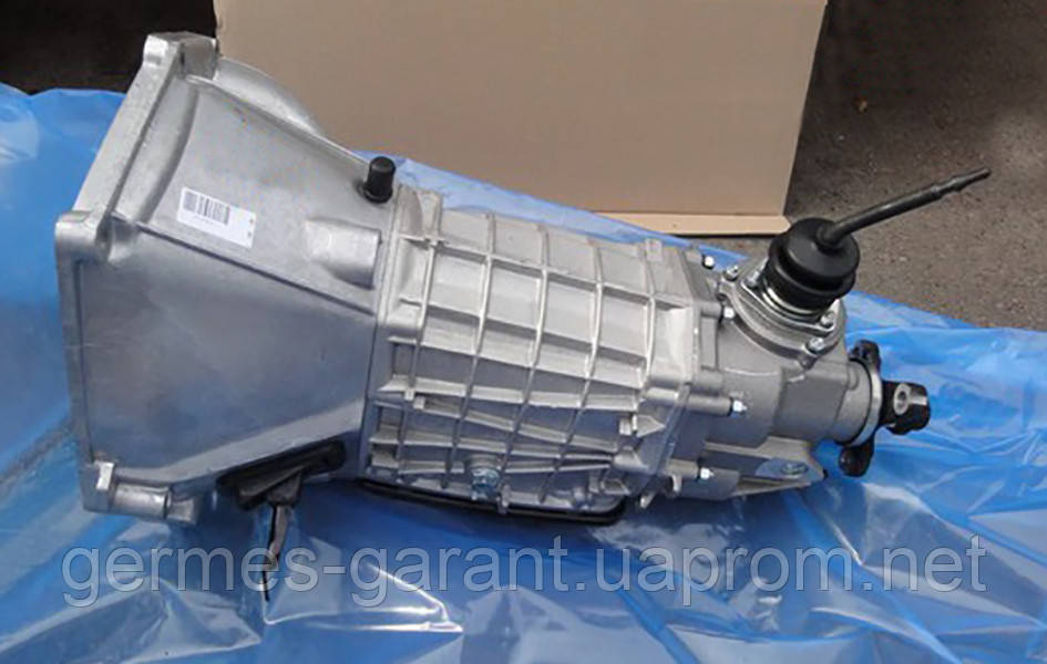 КПП коробка передач ВАЗ 2107 5 ступева головна пара 4.1
