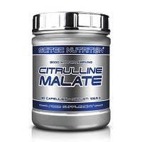 Аминокислота Scitec Citrulline Malate, 90 капсул
