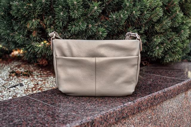 кожаная сумка для женщины