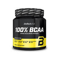 BCAA BioTech 100% BCAA, 400 грамм