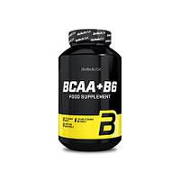 BCAA BioTech BCAA + B6, 200 таблеток