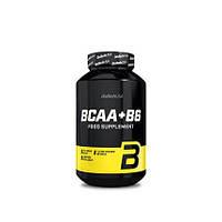 BCAA BioTech BCAA + B6, 100 таблеток