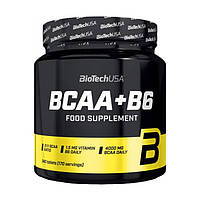 BCAA BioTech BCAA + B6, 340 таблеток