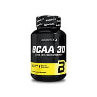 BCAA BioTech BCAA 3D, 90 капсул