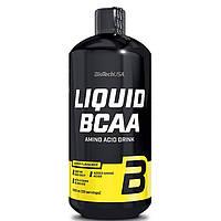 BCAA BioTech BCAA Liquid, 1 литр Лимон