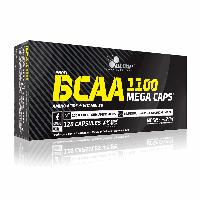 BCAA Olimp BCAA 1100 Mega Caps, 120 капсул