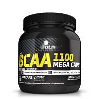 BCAA Olimp BCAA 1100 Mega Caps, 300 капсул