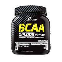 BCAA Olimp BCAA Xplode Powder, 500 грамм Лимон