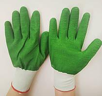 Перчатки строительные, пена, размер 10