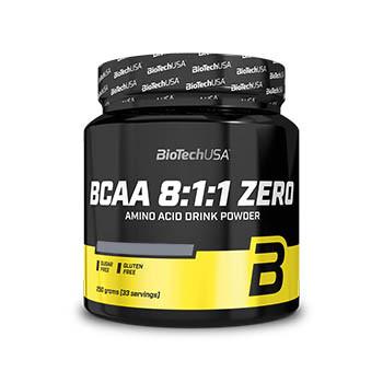 BCAA BioTech BCAA 8:1:1 Zero, 250 грамм Кола
