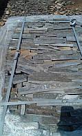 Фасадно-стеновая нарезка из сланца 3см, купить Киев