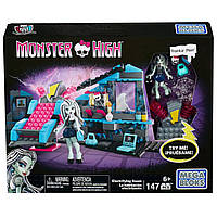 Детский Игровой Конструктор для девочек Комната Фрэнки Штейн с мини-фигуркой 147 дет. Mega Bloks Monster High