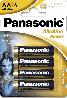 Щелочная батарейка Panasonic Alcaline Power AA (LR6 пальчик)