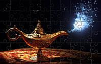 Пазл детский Волшебная лампа 180х270 мм