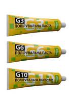 Piton G-6 абразивная полировочная паста 100 гр.