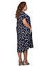 Женские платья летние удлиненные размеры 54-58, фото 2
