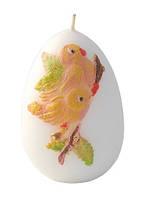 Свеча пасхальная яйцо 45 х 65 мм