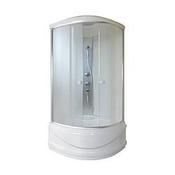 Душевой бокс Q-tap 80x80 с поддоном SB8080.2 SAT