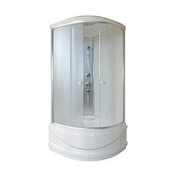 Душевой бокс Q-tap 90x90 с поддоном SB9090.2 SAT