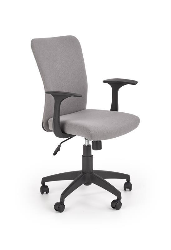 Кресло компьютерное NODY серый (Halmar)
