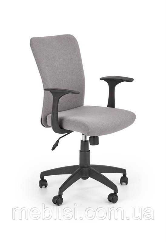 Крісло комп'ютерне NODY сірий (Halmar)