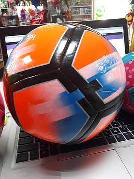 Детский футбольный мяч оранженвый