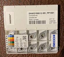 Пластина твердосплавная SECO DNMG 150612-M5 TP1501