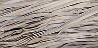 Резинка 4мм плоская белая 100м Украина