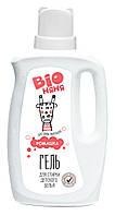 Гель для стирки детского белья BIO няня Ромашка - 1 л.