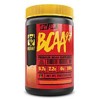 BCAA Mutant BCAA 9.7, 348 грамм Лимонад