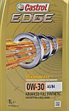 Моторне масло Castrol EDGE A3/B4 Titanium FST 0W-30 1 л, фото 3