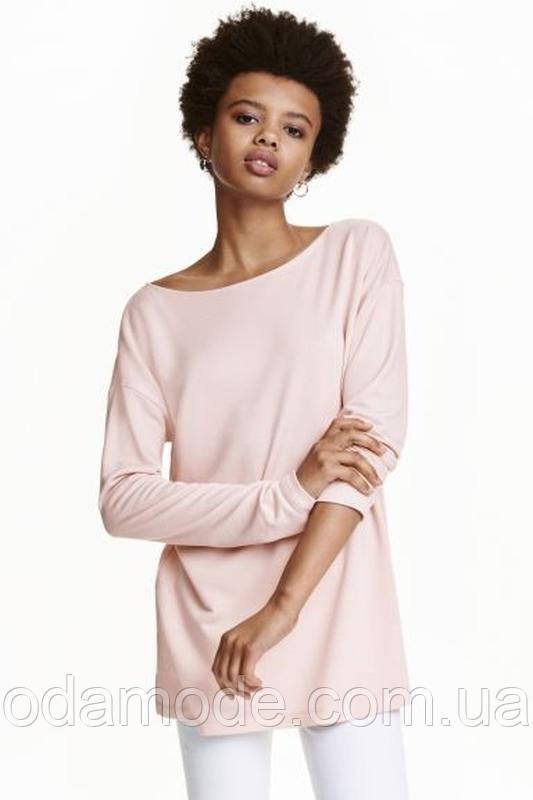 Свитшот женский  розовый H&M