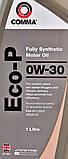 Моторное масло Comma Eco-P 0W-30 1 л, фото 3