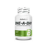 Витамины и минералы BioTech One-A-Day, 100 таблеток
