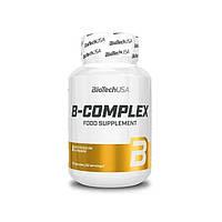 Витамины и минералы BioTech B-Complex, 60 таблеток