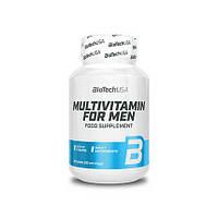 Витамины и минералы BioTech Multivitamin for Men, 60 таблеток