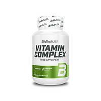 Витамины и минералы BioTech Vitamin Complex, 60 капсул