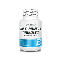 Витамины и минералы BioTech Multi Mineral Complex, 100 таблеток