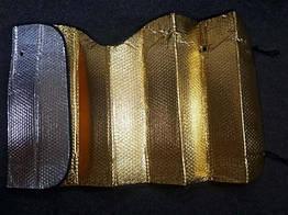 Шторка на лобовое стекло GOLD 1300х600