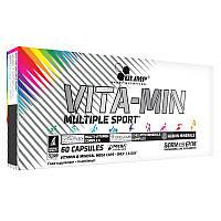 Витамины и минералы Olimp Vita-min Multiple Sport, 60 капсул