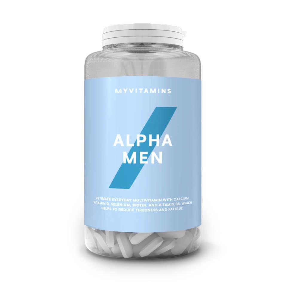 Витамины и минералы MyProtein Alpha Men, 120 таблеток