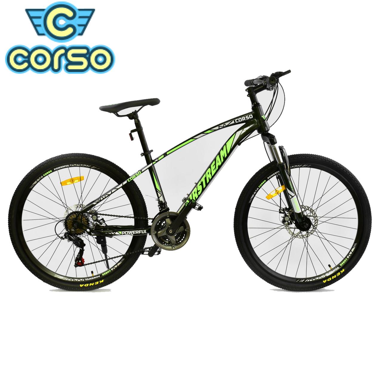 Велосипед Спортивный CORSO AIRSTREAM 26 дюймов