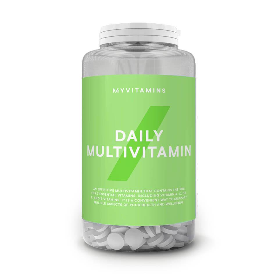 Витамины и минералы MyProtein Daily Vitamin, 180 таблеток