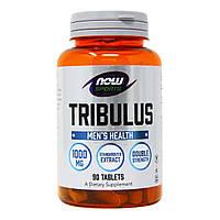 Стимулятор тестостерона NOW Sports Tribulus 1000 mg, 90 таблеток