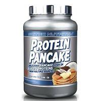 Заменитель питания Scitec Protein Pancake, 1.036 кг Кокос-белый шоколад