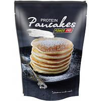 Заменитель питания Power Pro Pancake Protein, 600 грамм Клубника